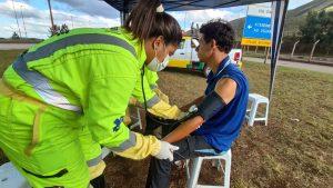 Solidariedade na BR-040 alcança 12 mil caminhoneiros e 4 mil moradores de comunidades