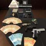 """Operação """"Big Mouse"""" desarticula organização criminosa que traficava drogas na cidade"""