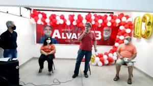 PT Lafaiete lança oficialmente os candidatos a prefeito e a vereador
