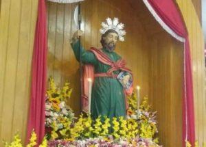 Paróquia de São Judas Tadeu terá mais um horário de missa no dia 28