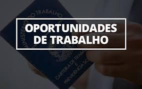 Confira as vagas disponíveis no Sine de Lafaiete nesta sexta-feira, dia 04 de dezembro