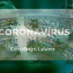Lafaiete registra 43 novos casos de Covid-19