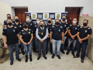 Polícia Civil cumpre mandados de busca acerca de crimes eleitorais