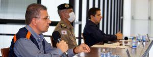 Secretário de Saúde de Minas alerta população: não é hora de aglomeração