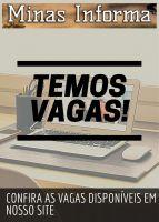 Confira as vagas disponíveis no Sine de Lafaiete nesta terça-feira, dia 09 de fevereiro