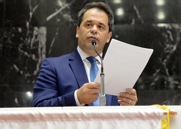 """Glaycon comemora lançamento do projeto """"Recomeça Minas"""""""
