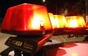 Motorista fica ferido, após colisão com veículo no Santa Matilde