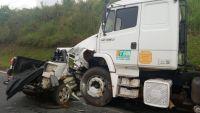 "Identificada a vítima fatal do acidente na ""curva do japonês"""