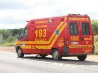Atropelamento no centro de Lafaiete mobiliza bombeiros