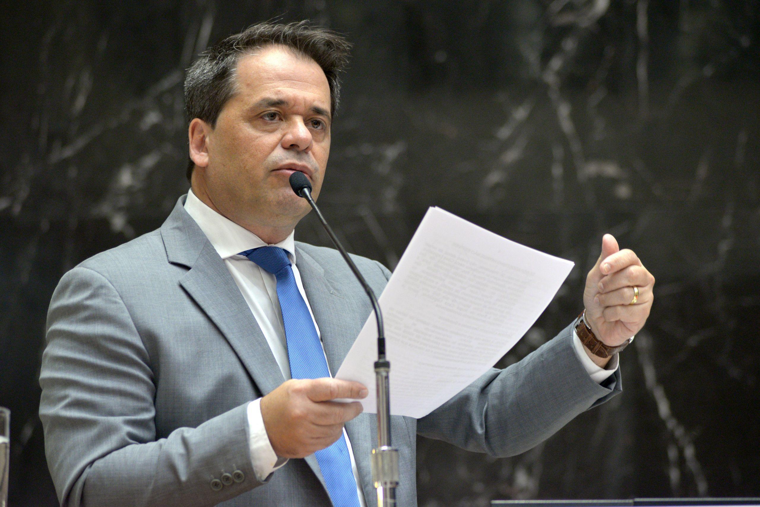 Glaycon Franco destina mais de R$ 635 mil reais para segurança pública do Alto Paraopeba
