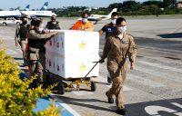 Ministério da Saúde atende pedido de Romeu Zema e prioriza vacinação de profissionais da Segurança na linha de frente do combate à covid