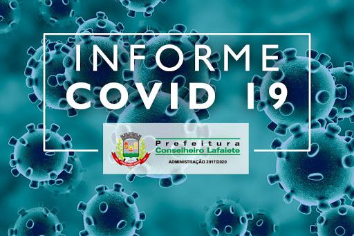 Lafaiete confirma mais 30 infectados por Covid -19