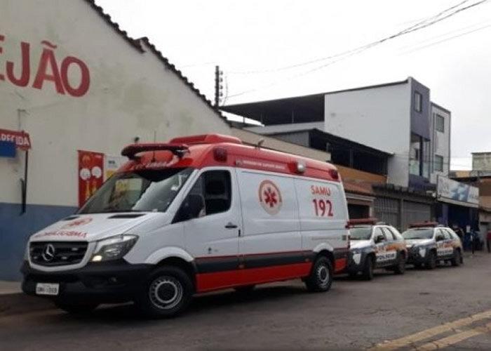 Homem é assassinado a tiros no bairro São Sebastião