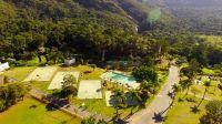 Parque da Cachoeira em Congonhas volta a receber visitantes, mas piscinas continuam proibidas