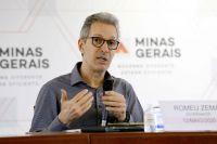 Romeu Zema anuncia o fim do parcelamento dos salários dos servidores estaduais