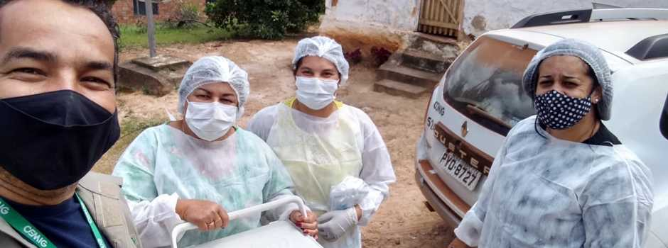 Cidades da região são contempladas  com doação de insumos da Cemig para vacinação