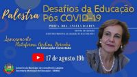 Secretaria Municipal de Educação lança a Plataforma Avelina Noronha de Educação Conectada