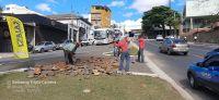 Prefeitura realiza obras em diversos pontos da cidade