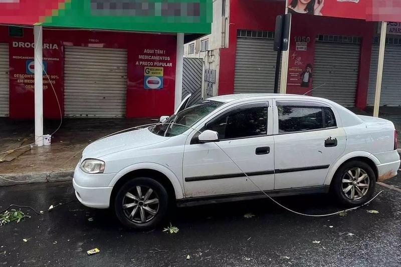 População deve ter máxima atenção em casos de fios partidos na rede elétrica