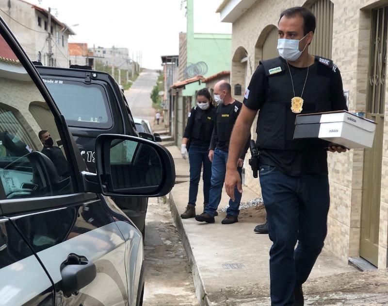 Operação combate tráfico de drogas e lavagem de dinheiro em Conselheiro Lafaiete